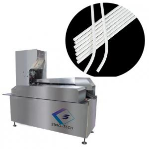 New stainless steel high speed multi-cutters paper straw bending machine